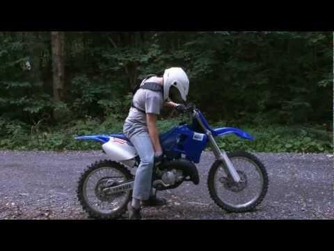 My first dirt bike!! Yamaha Yz 125