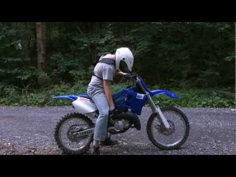 My first dirt bike!! Yamaha Yz 125
