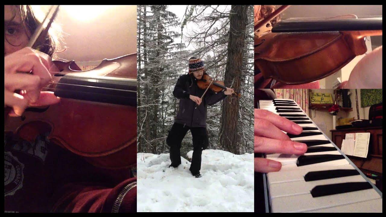 Celtic Fiddle - Folk Violin - Ben Mowat - Drowsy Maggie / Lord Mac Donald's Reel