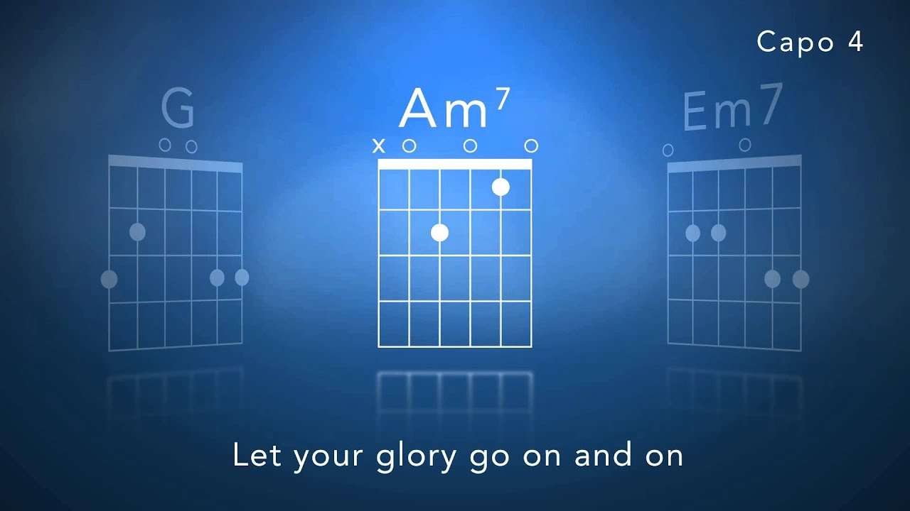 Unstoppable God Official Chord Chart With Lyrics Elevation