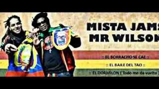 Todo Me Da Vueltas - Mista Jams Ft Mr Wilson (Los Wachirastas) By MikizithoJB Jaimes.MP3