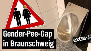Realer Irrsinn: Ungerechte Toilette in Braunschweig