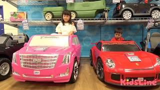 トイザらスでお買い物inカナダ おもちゃ選び お出かけ こうくんねみちゃん TOYS FOR KIDS! TOY HUNT Shopping Trip for Toys for Tots thumbnail