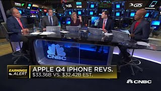 Gambar cover Apple had a 'Goldilocks' quarter, says analyst