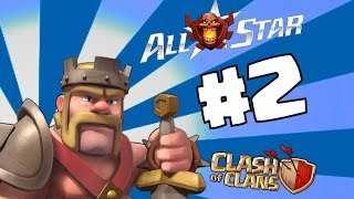 Clash of clans - All star challenge ( Become a Champion! )