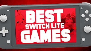 Top 10 Switch Games We Want To Play On Switch Lite!
