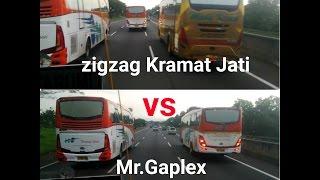 ga mw kalah Bus Kr.Jati ajak Tempur Vs Alfarruq Mr.Gaplex