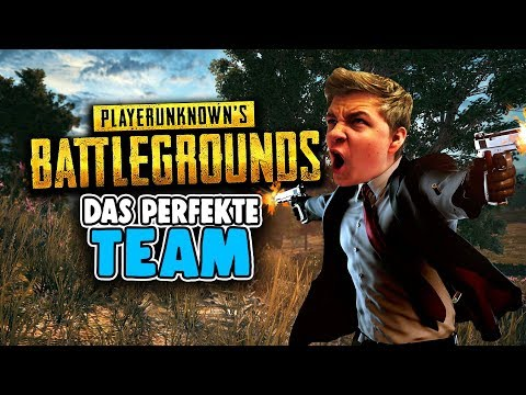 Das perfekte Team - Playerunknowns Battlegrounds - Deutsch German - PUBG