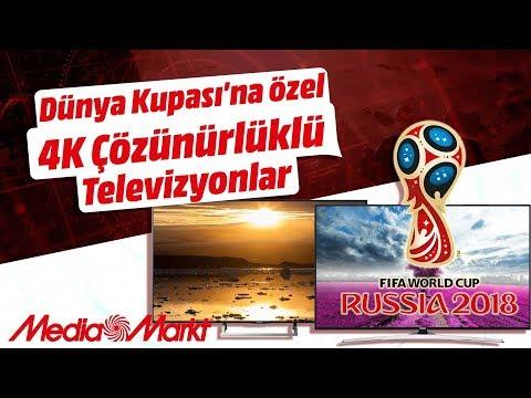 Dünya Kupası'na 4K televizyon önerileri