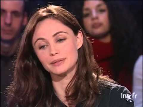 Interview Emmanuelle Béart - Archive INA