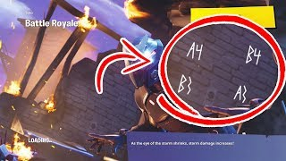 * NOVO * FORTNITE SECRET WALLPAPER EASTER EGG? 😱😱
