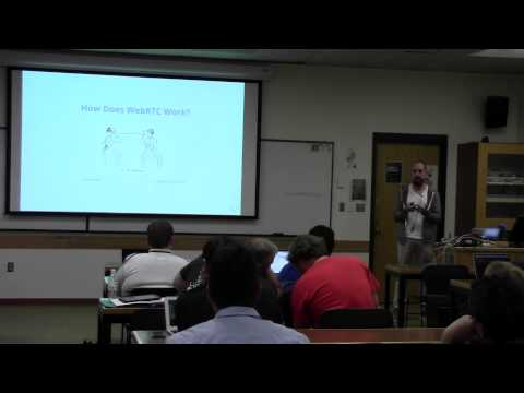"Openwest 2015 - Kyle Tyacke - ""Communicate All the Things! ...with WebRTC!"" (104)"