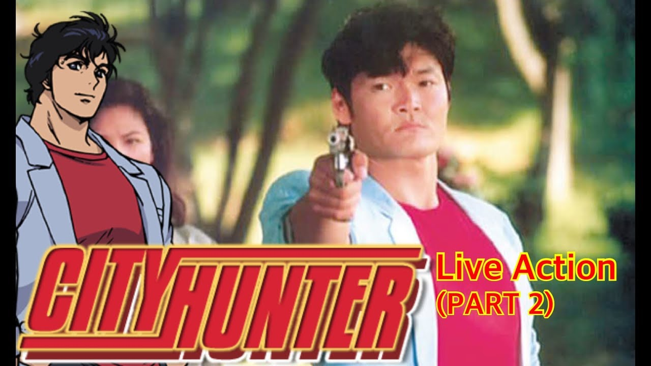 City Hunter In Live Action Part 2 Mr Mumble The Best Live Action Anime You Ve Never Seen