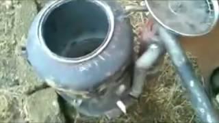 видео Как сделать газогенератор своими руками