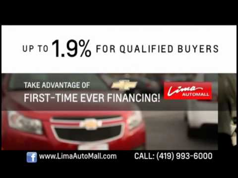 Special Financing Rates Available At Lima Auto Mall Automall