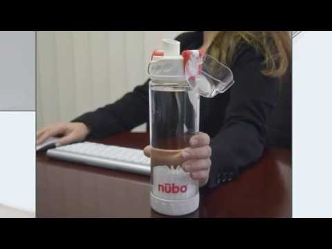 Where can I buy a Filtered Water Bottle Online? | Nubo Bottle