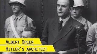 Last words by Albert Speer at the Nuremberg Trials (with subtitles)