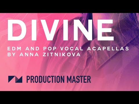 Divine - Royalty Free Vocal Acapellas - by Anna Zitnikova - Jay