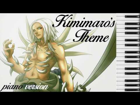 Naruto - Kimimaro Theme (Cover Piano)