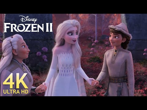 Frozen 2 - Beautiful New Life In Arendelle | In 4K Quality