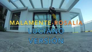 ROSALÍA - MALAMENTE (Cap.1: Augurio) (Luciano Versión)