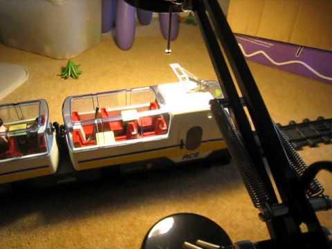 Train playmobil 4011 youtube - Train playmobil ...