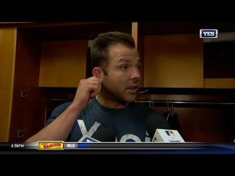 Austin Romine on his brawl with Miguel Cabrera