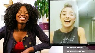 Brynn Cartelli: The Voice's YOUNGEST Winner? Kelly Clarkson Says YES. Mp3