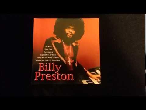 Billy Preston - 04 Soul Meeting (HQ)