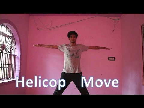Helicopter Dance move tutorial