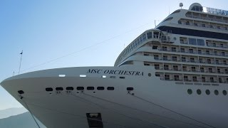 I made this video onboard MSC Orchestra in January 2015, while on a...