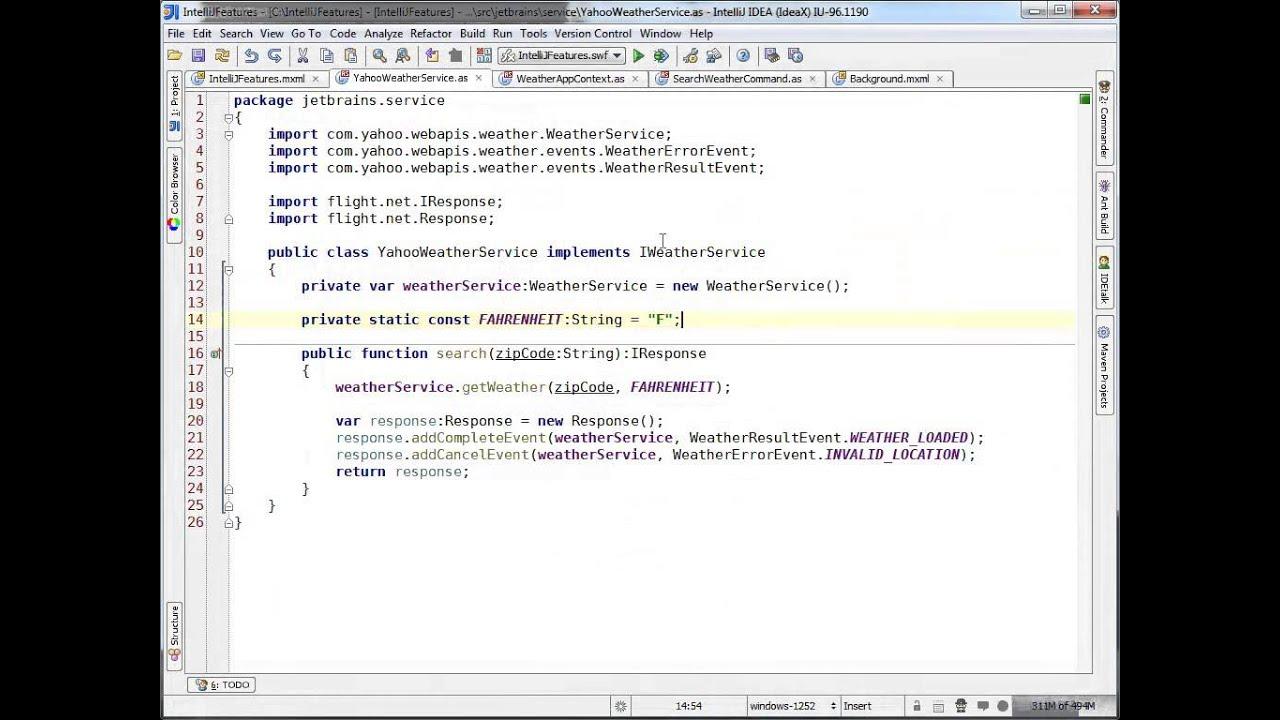 Keyboard Shortcuts (IntelliJ IDEA)