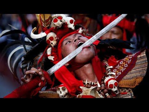 شاهد: كارنافالات في إندونيسيا احتفالاً بحلول السنة القمرية الجديدة …  - نشر قبل 6 دقيقة