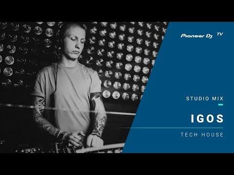 Igos /tech house/ @ Pioneer DJ TV   Moscow