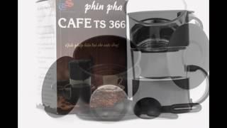 Bình pha cà phê thông minh TS 366 - Bigmua