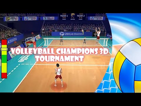 android volleyball champions 3d gameplay youtube youtube