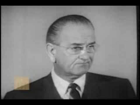 Lyndon Johnson - Remarks on Signing the Civil Rights Act