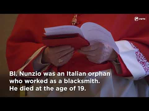 Pope will canonize young Italian alongside Bl. Paul VI and Bl. Oscar Romero