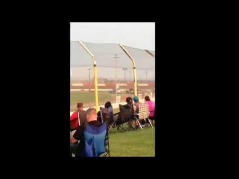 Sprint cars Millstream Speedway