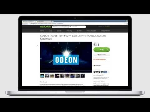 How To Redeem Your Odeon Ticket Codes.