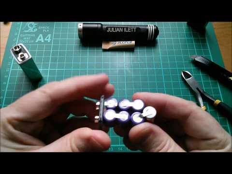 What's inside a 9V NiMH Rechargeable Battery?