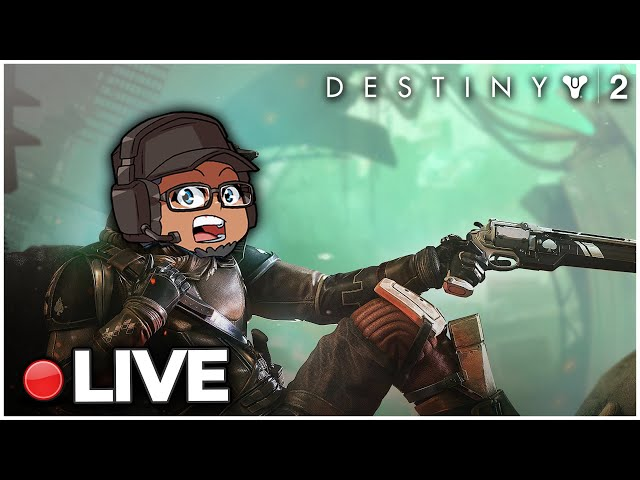 (Series X) Doing Lost Sector and Other Things Destiny like