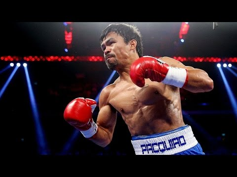 Manny Pacquiao - Pac Man (Highlight Reel)