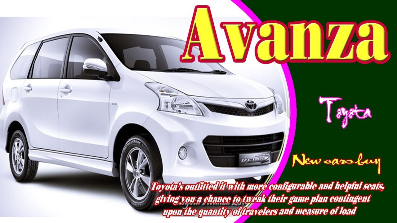 All New Avanza Veloz 2019 Toyota Camry Thailand Philippines Cars Buy