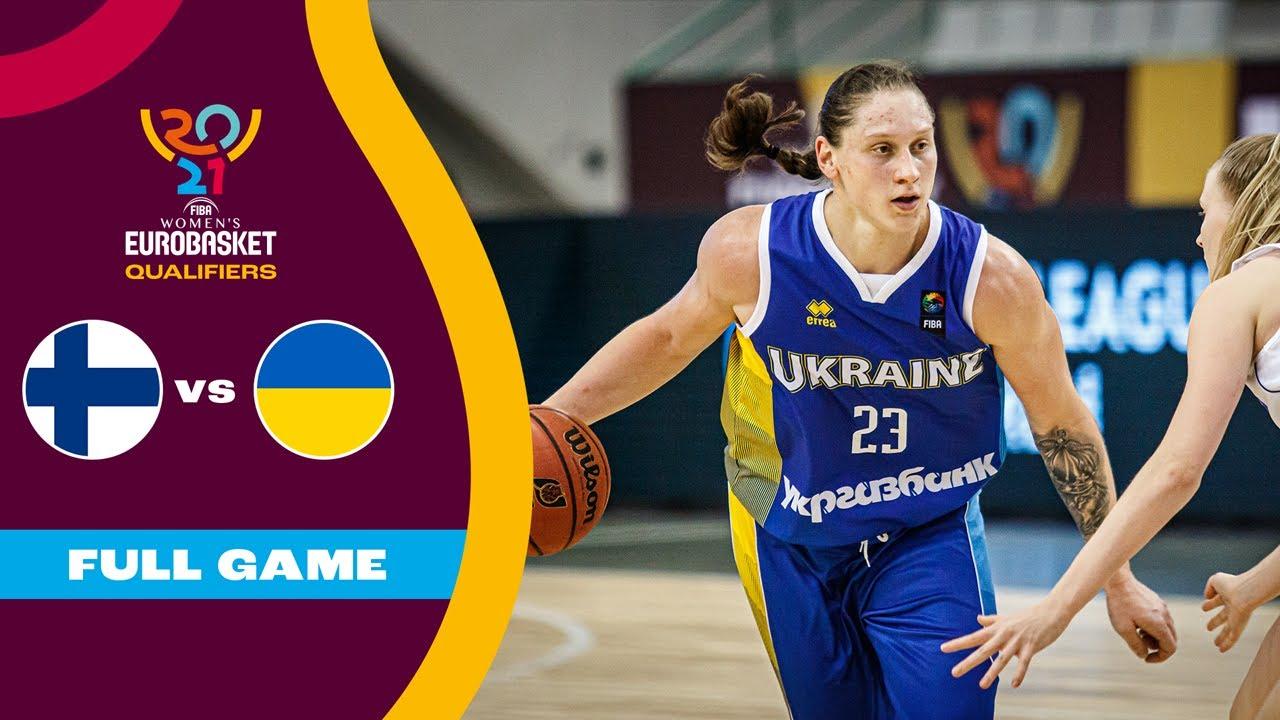 Finland v Ukraine   Full Game