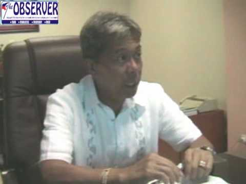 Mayor Art Chan focuses on irrigation system