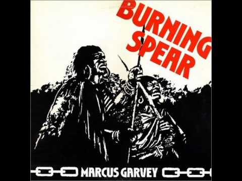 burning spear give me