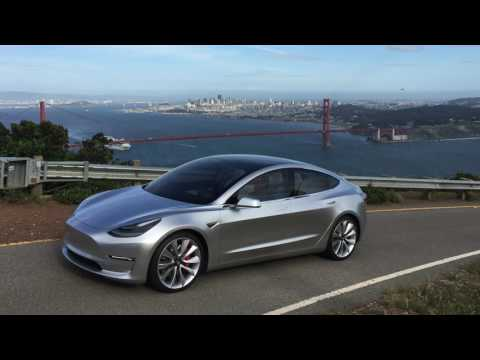 Tesla News - Model 3 Good to Go!
