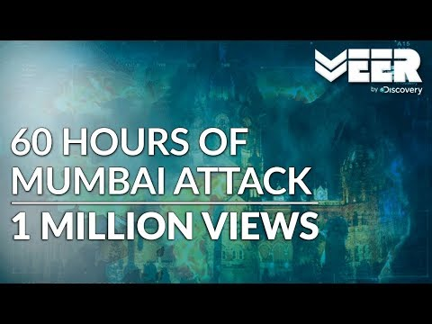 Operation Black Tornado | 60 Hours of Mumbai Terrorist Attack 2008 | Battle Ops | Veer by Discovery