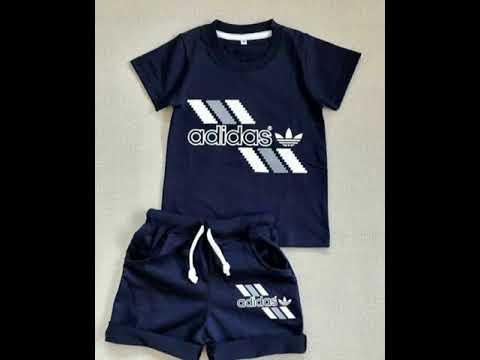 0a8fd994b Conjuntos Adidas para niños - YouTube